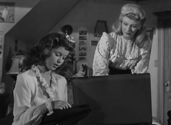 Barbara is suspicious of Mary
