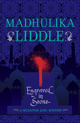 Engraved in Stone, by Madhulika Liddle