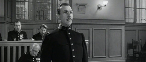 José Ferrer in I Accuse!