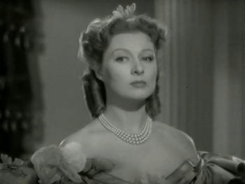 Greer Garson as Lizzy