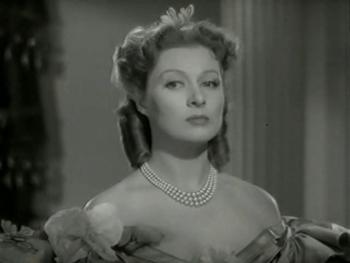 Greer Garson as Lizzy