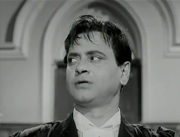 Abhi Bhattacharya in Kohraa