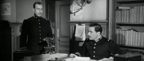 Dreyfus with Picquart