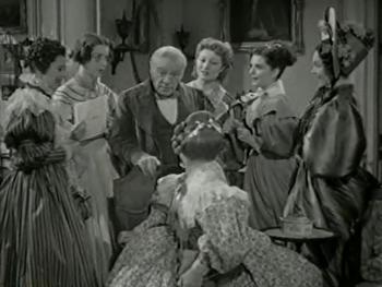 Mr Bennet springs a surprise