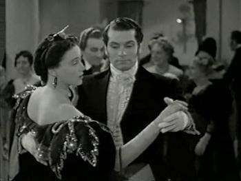 Mr Darcy dances with Caroline Bingley
