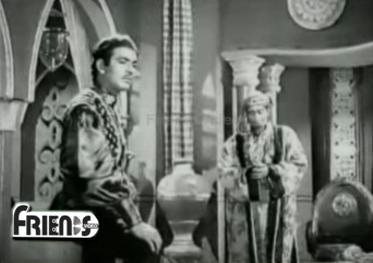 The wazir comes to meet Murad