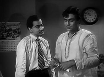 Kishan meets Shekhar