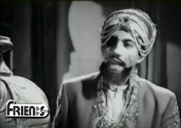 Murad in disguise