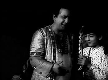 Raghunath Maharaj meets Kishan