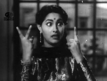 Meena Shorey in Ek Do Teen