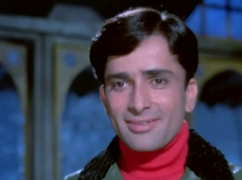 Shashi Kapoor in Sharmeelee