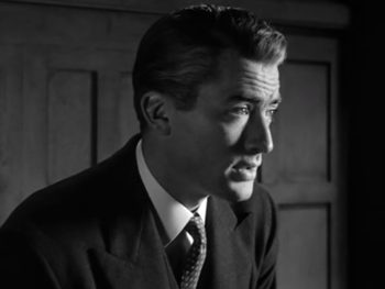 Gregory Peck in The Paradine Case