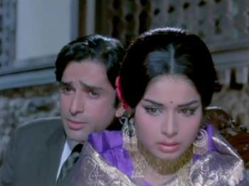Ajit meets Kanchan, and thinks she's Kamini