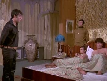 Kundan, in Tiger's room