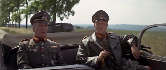 Christopher Plummer as Rommel