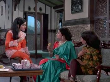 Kamini is mistaken for Kanchan