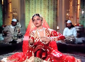Dil cheez kya hai, from Umrao Jaan