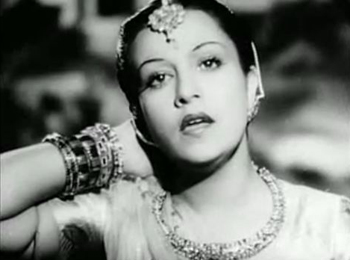 Naina bhar aaye neer, from Humayun