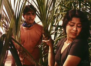Madhu and Sheela in Chemmeen