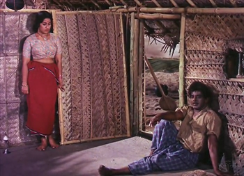 Karuthamma and Palani, shunned