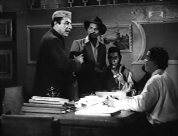 Mr Khanna tries to intervene, but is interrupted by Parker