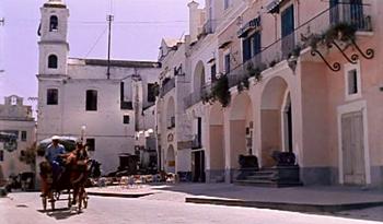 A street scene from Plein Soleil