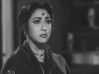 Mala Sinha in Bahurani