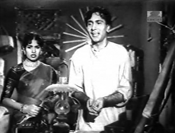 Basanti tries to dissuade Chandan