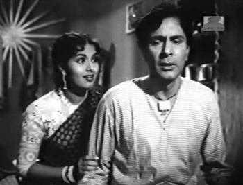 Basanti and Chandan discuss the news