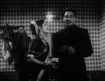 Kalpana with Jauhar