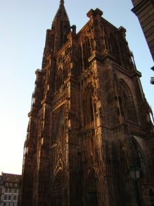 Strasbourg's Notre Dame Cathedral