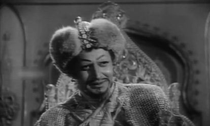 Pran in and as Halaku