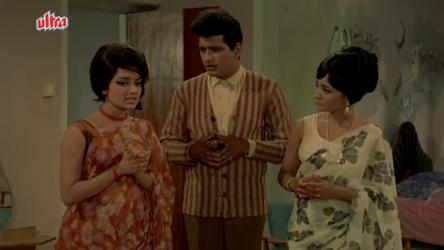 'Vinod' offers to pretend to be Ashok Saxena