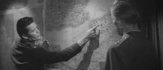 Pike and MacLean discuss Operation Overlord