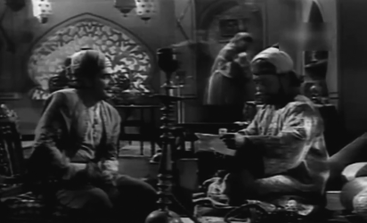 A happy Parvez travels to meet a merchant, Qamaal