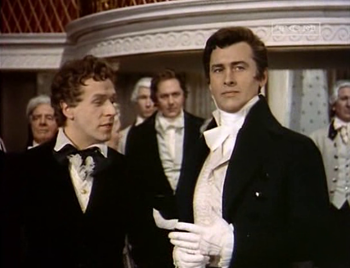 Stewart Granger in and as Beau Brummel