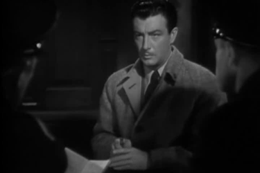 Robert Taylor in Escape