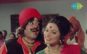 Maazaa naav ahe Ganpat Rao, from Love in Bombay