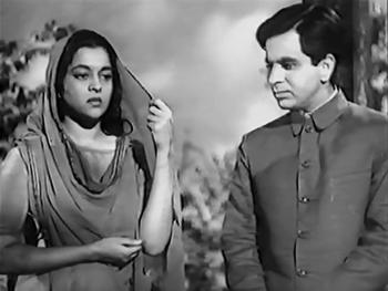 Ram meets Sushma