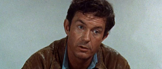 Cliff Robertson in and as Charly