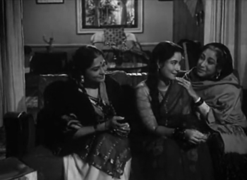 Bano and Savitri go to meet Meena