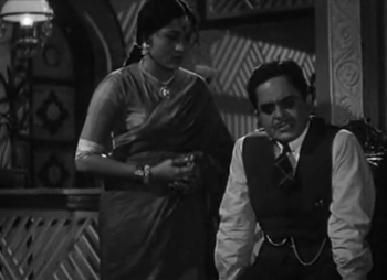 Amrit Rai confides in Savitri