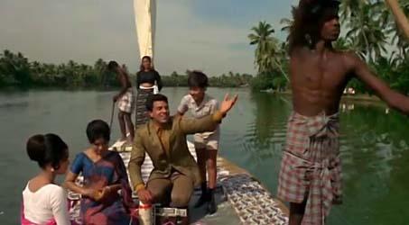 O maanjhi chal o maanjhi chal, from Aaya Saawan Jhoomke