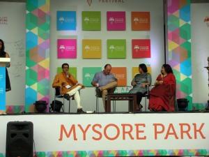 Vikram Sampath, William Dalrymple, Nirmala Lakshman and Anjum Katyal on the anatomy of literary festivals