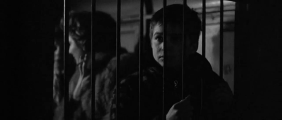 Jean-Pierre Léaud as Antoine Doinel in Les Quatre Cents Coups