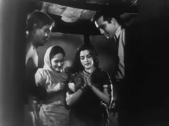 Naina, Ram and their respective parents