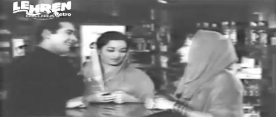 Kunwar and Shobha run into Kanta