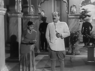 The maaraja of Andher Nagari