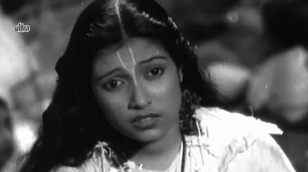 ? in Aaj sajan mohe ang lagaa lo, from Pyaasa