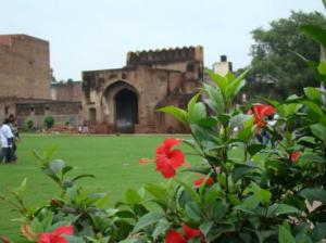 A view of Baadli ki Sarai, as it is today.